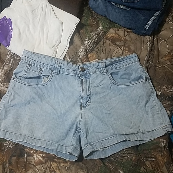 Faded Glory Pants - Jean shorts